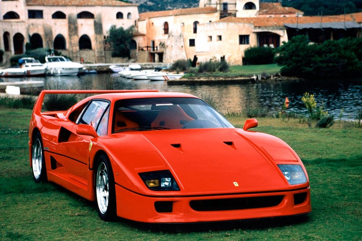 Historia-del-Ferrari-F40