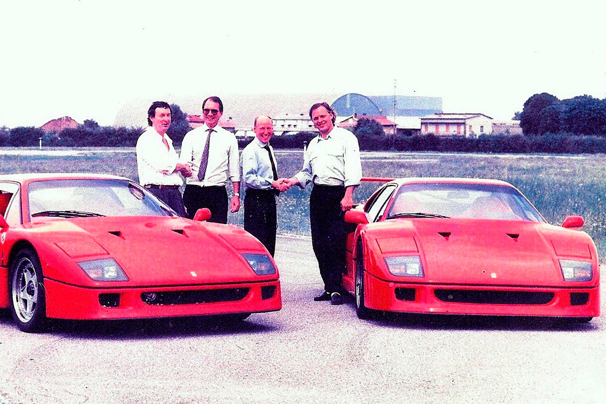 Nick-Mason-Ferrari-F40