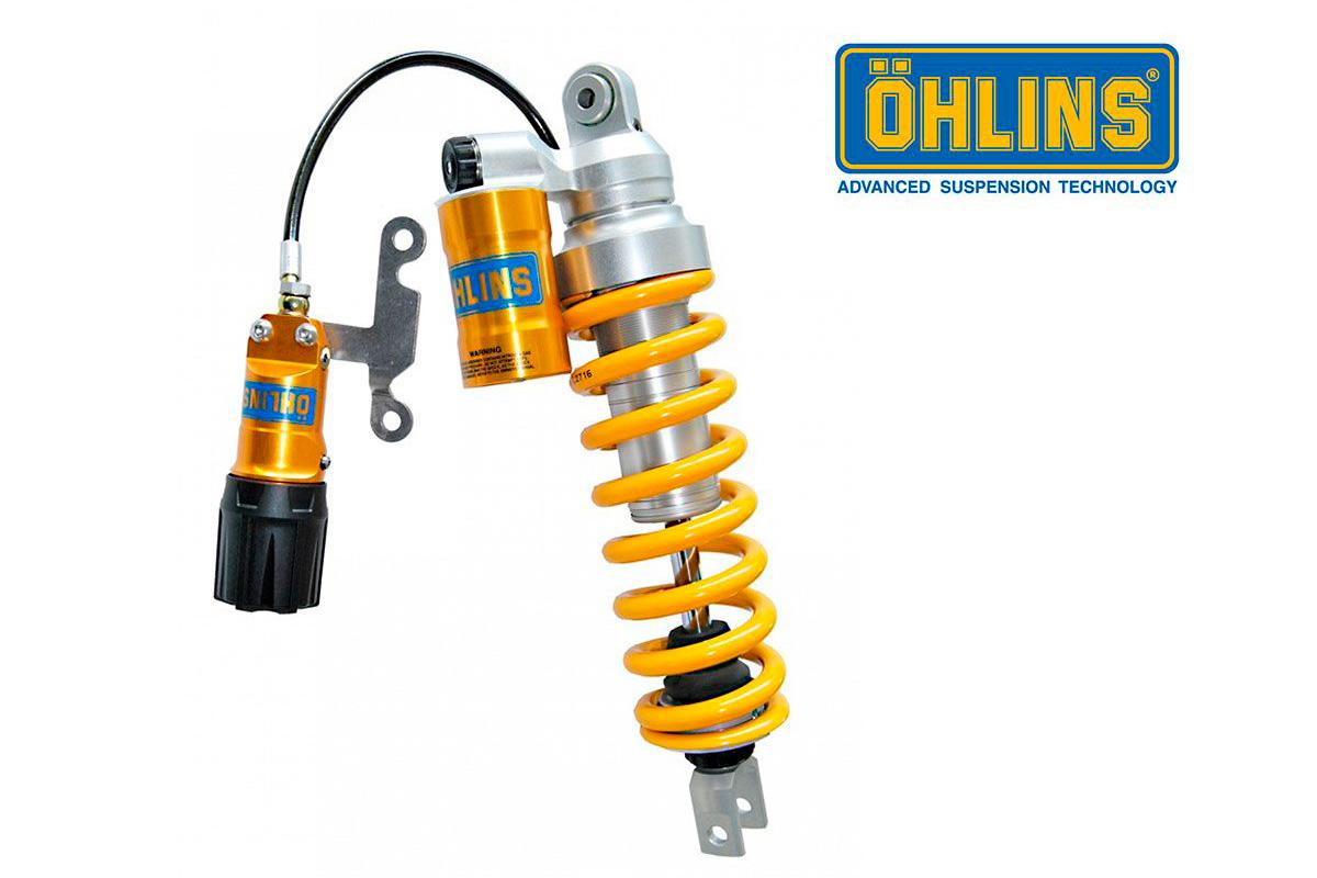 Amortiguadores-Ohlins