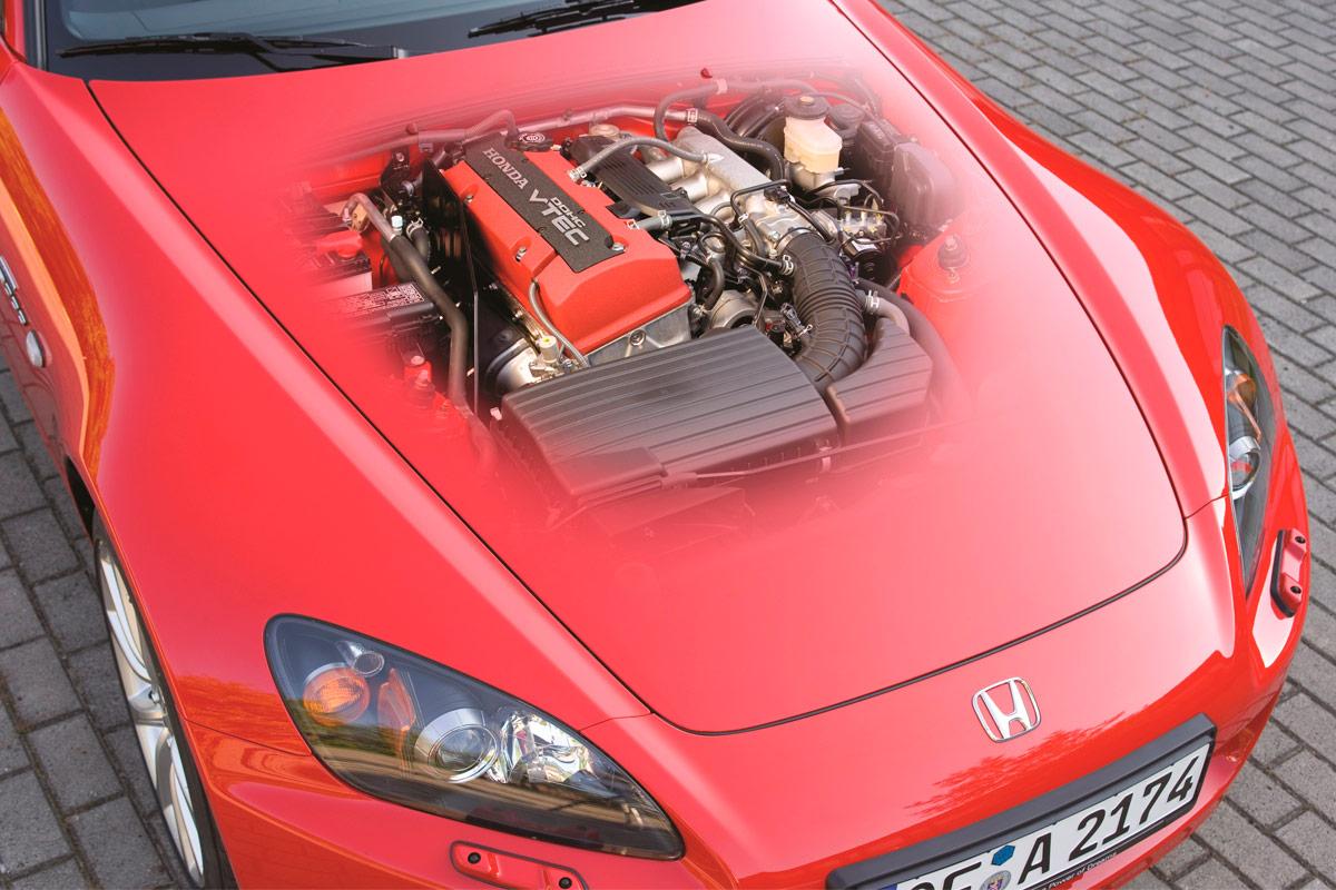 Honda-S2000-Motor