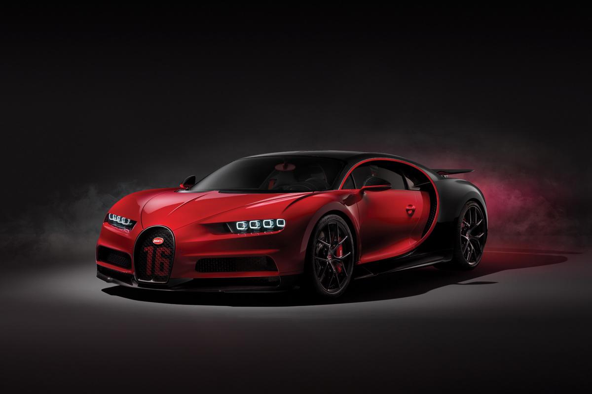 Bugatti-Chiron-Sport precio