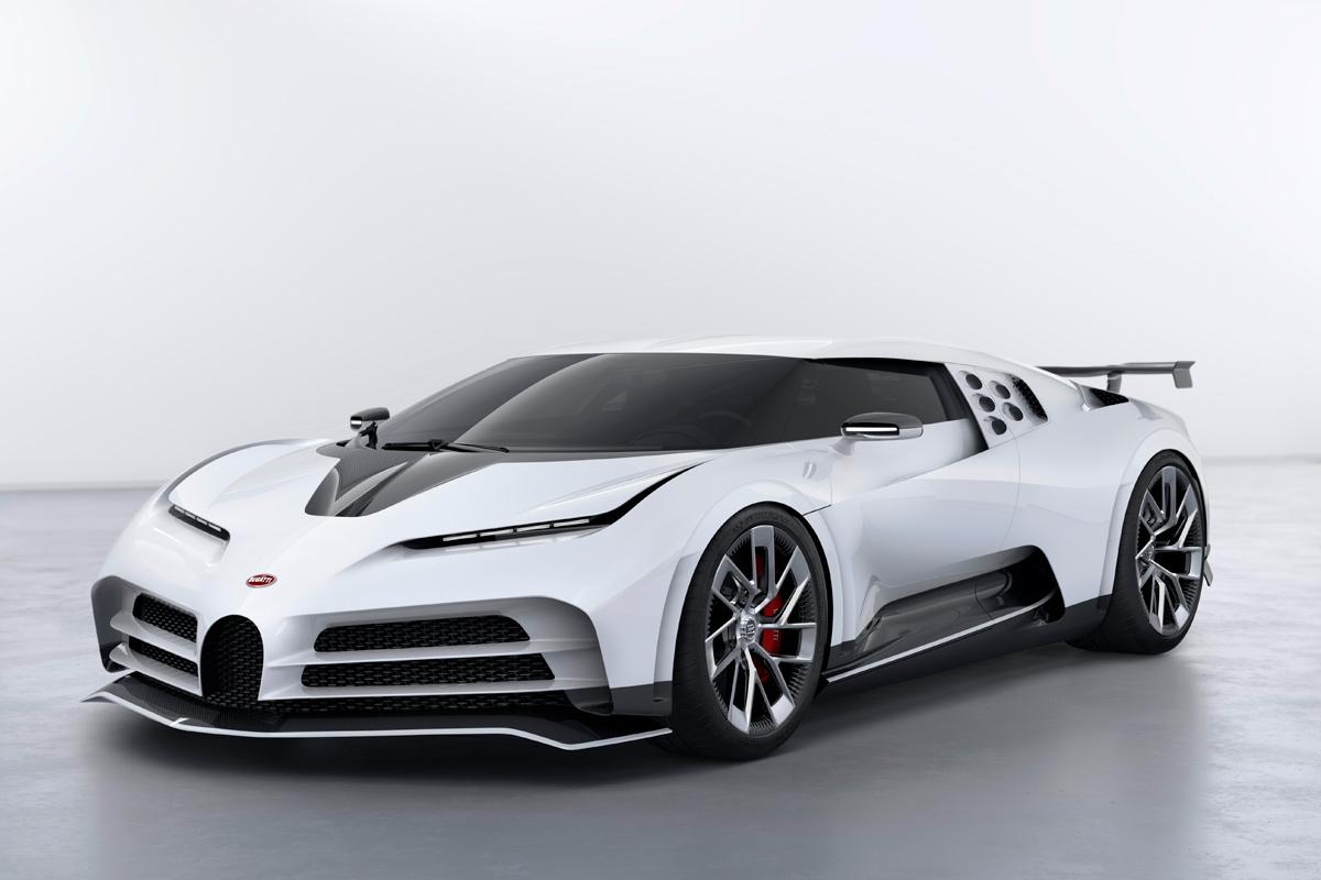 Bugatti-Cientodieci precio