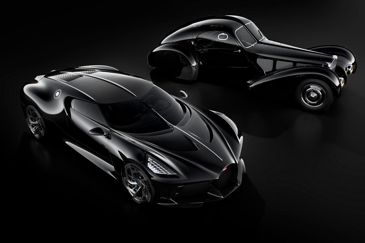 Bugatti-La-Voiture-Noire precio