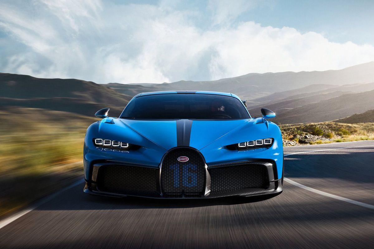 Bugatti Pur Sport precio
