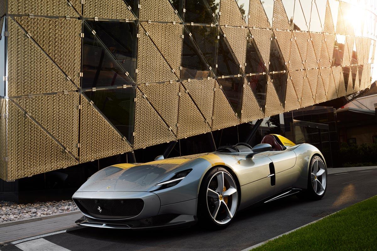 Ferrari-Monza-Sp1 precio