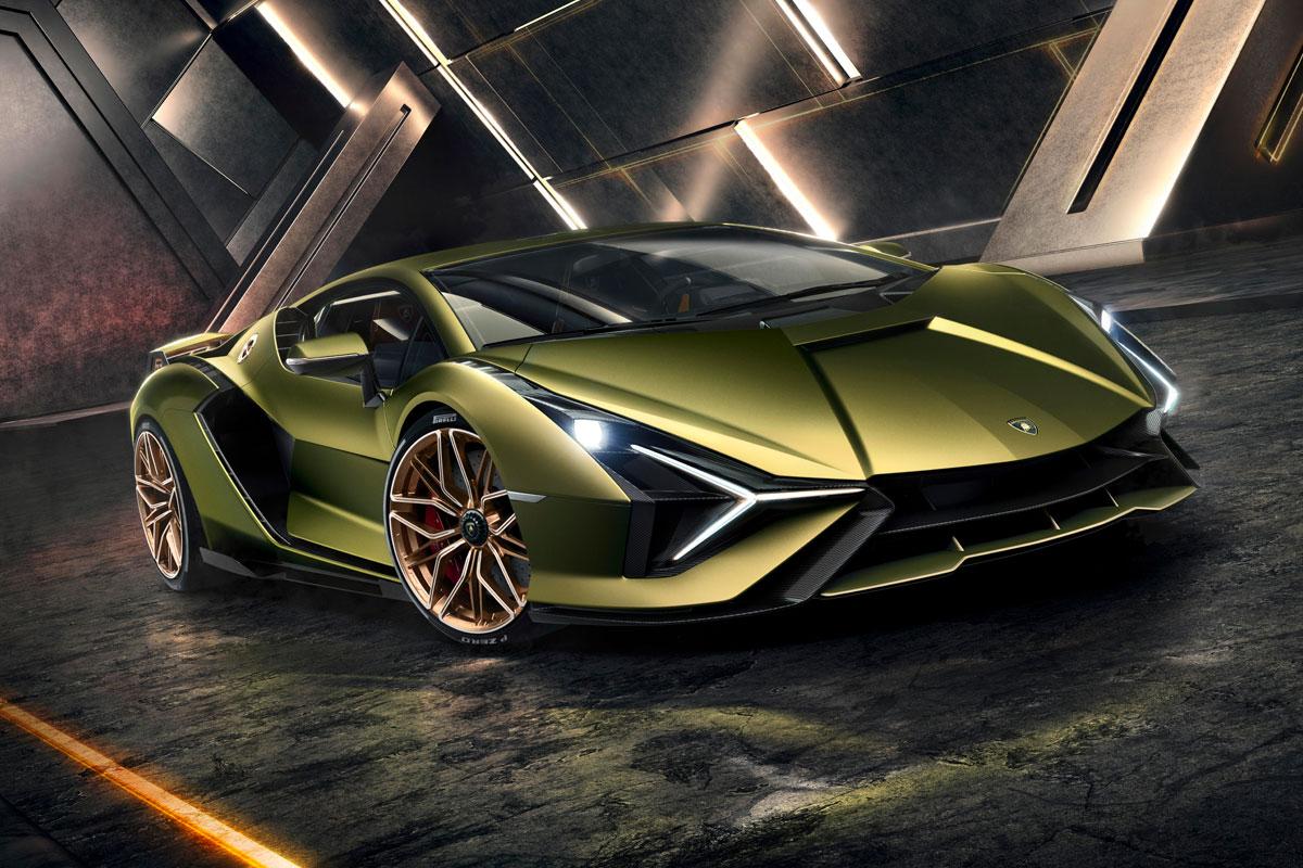 Lamborghini-Sian-Precio