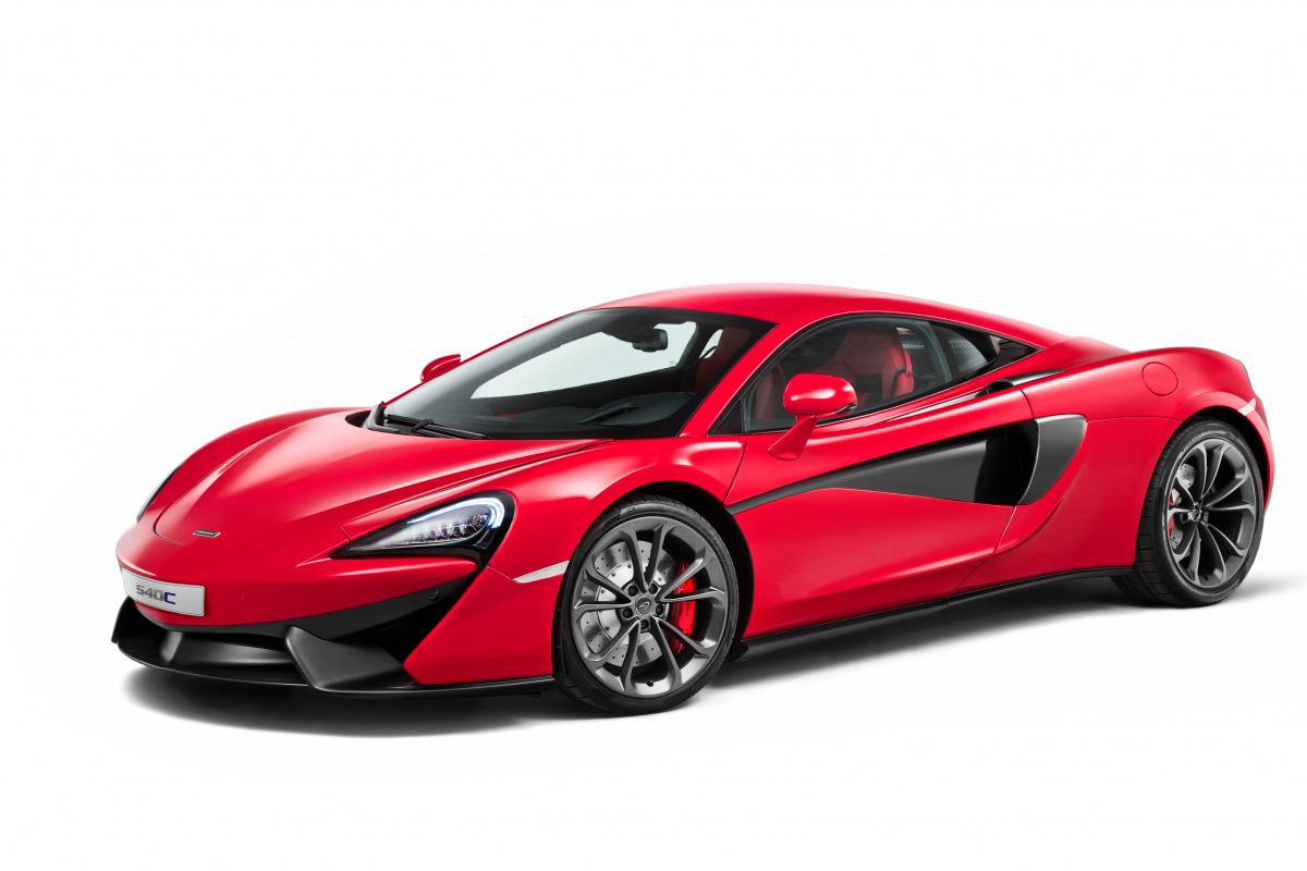 McLaren-540C precio