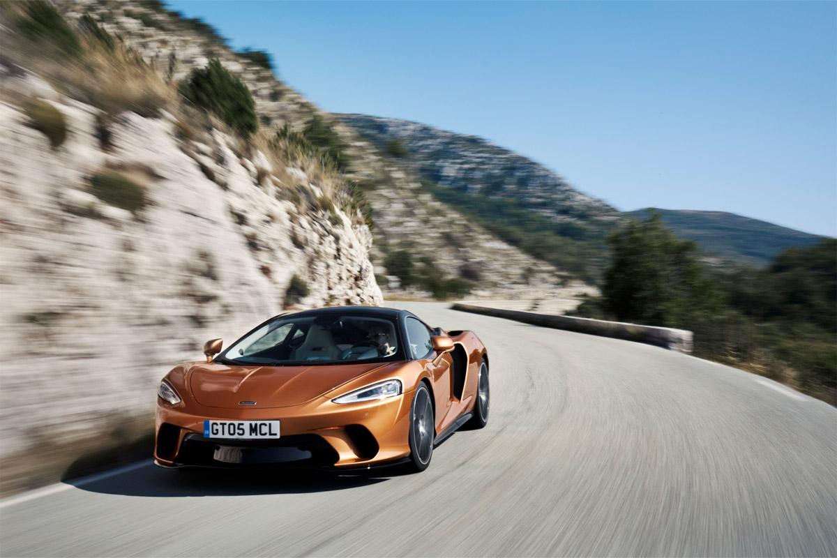 McLaren-GT-Precio