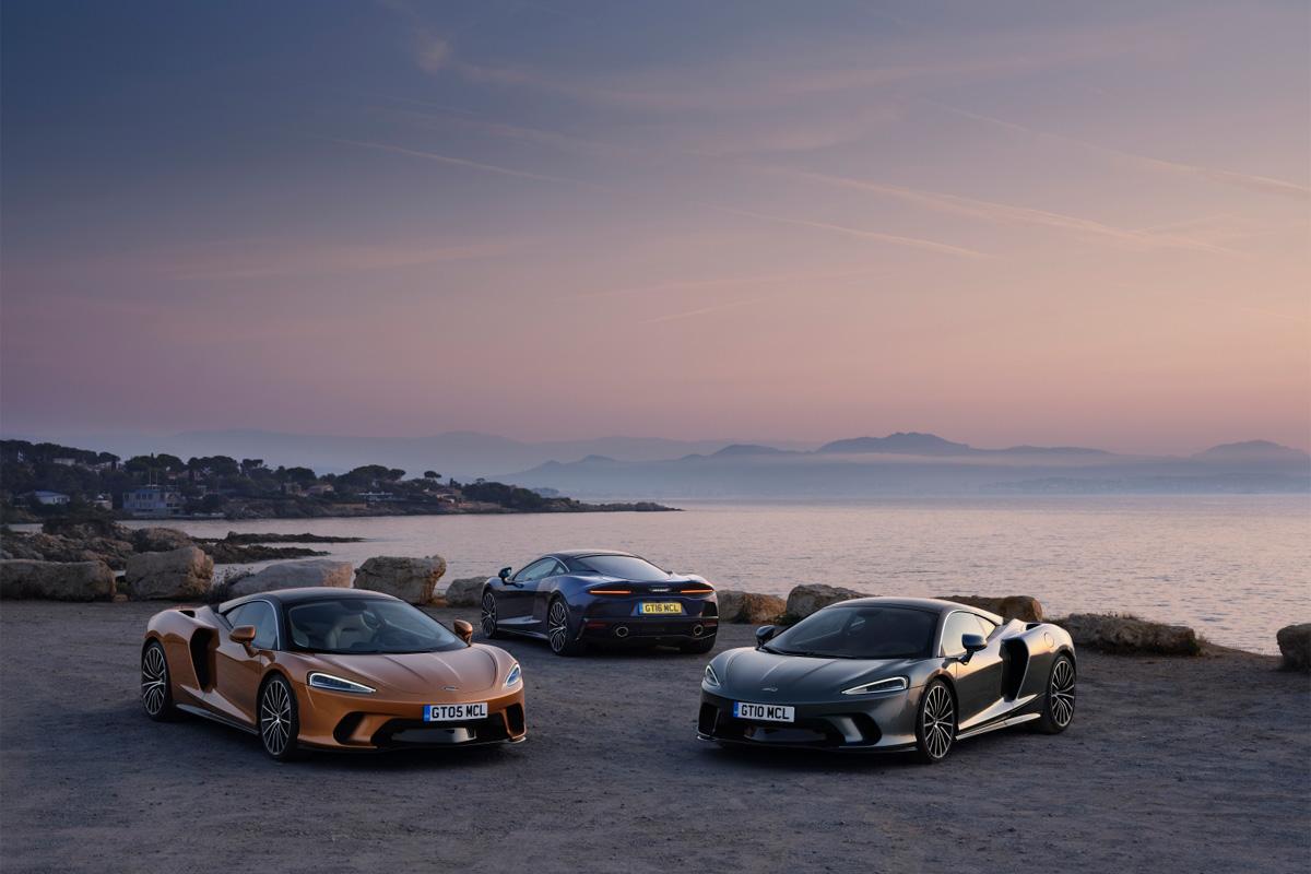 McLaren-Precio