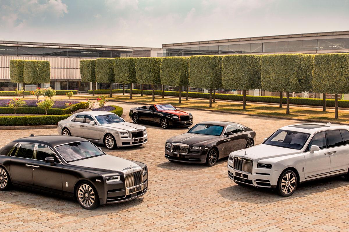 Rolls-Royce-precios